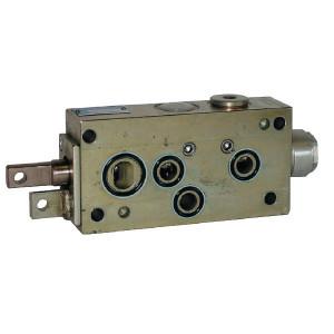 AK Regeltechnik 5/3 Ventiel SB2 - SVA19001 | 220 bar | 70 l/min | M22 x 1,5 | 230mm x 40mm x 75mm | 3,18 kg