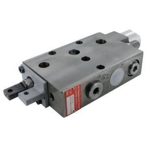 AK Regeltechnik 5/4 Ventiel Kontak - SVA19013 | 220 bar | 70 l/min | M18 x 1,5 | 210mm x 95mm x 40mm | 3,35 kg