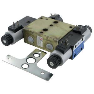 AK Regeltechnik 4/3 Ventiel SB23OC - SVA19014 | 250 bar | 70 l/min | M22 x 1,5 | 280mm x 180mm x 52mm | 8,6 kg
