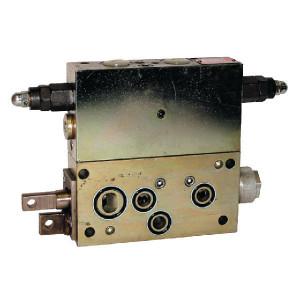 AK Regeltechnik Eind ventiel SB2 - SVA19017 | 250 bar | 60 l/min | 155mm x 25mm x 78mm | 1,95 kg