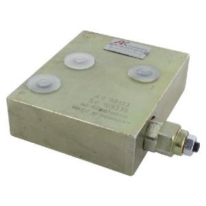 AK Regeltechnik Ingang Ventiel SB7 - SVA19018 | 250 bar | 60 l/min | M18 x 1,5 | 140mm x 30mm x 125mm | 2,88 kg