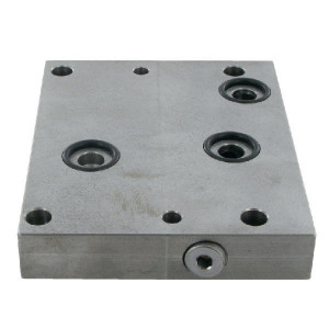 AK Regeltechnik Eind ventiel SB7 - SVA19019 | 250 bar | 60 l/min | 100mm x 25mm x 123mm | 1,6 kg