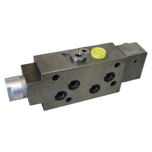 AK Regeltechnik 5/3 Ventiel - SVA19037 | 220 bar | 50 l/min | M18 x 1,5 | 230mm x 50mm x 70mm | 3,64 kg