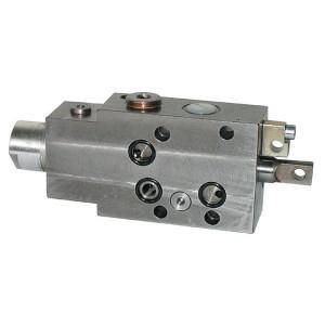 AK Regeltechnik 5/4 Ventiel SB1 - SVA19082 | 220 bar | 40 l/min | M18 x 1,5 | 180 mm x 40 mm x 75 mm | 2,54 kg