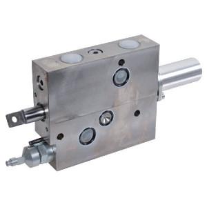 AK Regeltechnik 5/4 Ventiel SB23LS - SVA19114 | 250 bar | 120 l/min | M22 x 1,5 | 260mm x 40mm x 150mm | 5,2 kg