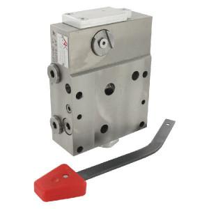 AK Regeltechnik 5/4 Ventiel SB7 - SVA19142 | 250 bar | 70 l/min | M18 x 1,5 | 210mm x 50mm x 130mm | 5,94 kg