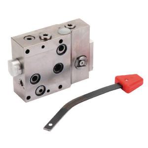 AK Regeltechnik 5/4 Ventiel SB9 - SVA19143 | 220 bar | 70 l/min | M18 x 1,5 | 210mm x 50mm x 130mm | 5,87 kg