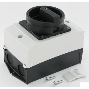 Eaton Nokkenschakelaar 2P 20A BK - T01102I1SVBSW   2 NO   6,5 kW   Opbouw   65 IP