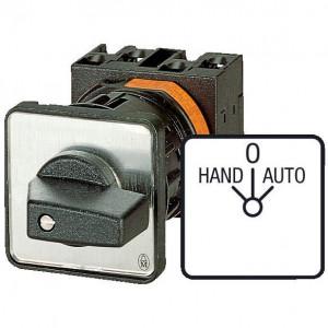 Eaton Hand-automatisch schakelaar - T0115431E | 1 NO | Inbouw