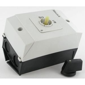 Eaton Nokkenschakelaar 3p, 20 A - T021I1 | 3 NO | 6,5 kW | Opbouw