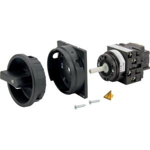 Eaton Nokkenschakelaar 3P+N 20A BK - T028900EASVBSW | 3+N NO | 6,5 kW | Inbouw | 65 (Front) IP