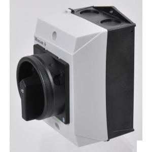 Eaton Nokkenschakelaar 3P+N 20A BK - T028900I1SVBSW   3+N NO   6,5 kW   Opbouw   65 IP