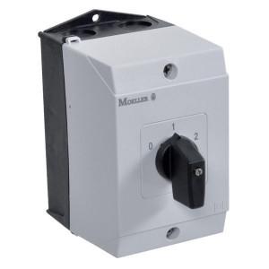 Eaton Nokkenschakelaar 6P 20A - T038451I1 | 6 NO | 6,5 kW | Opbouw | IP65 IP