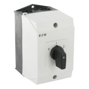 Eaton Dahlanderschakelaar 2N 1DR - T048440I1 | 3 NO | 6,5 kW | Opbouw | IP65 IP