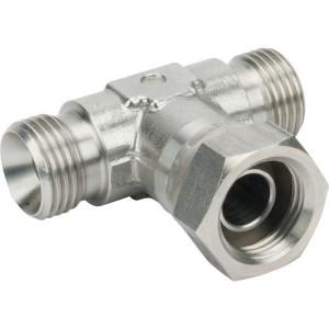 "Dicsa T-koppeling m/m/f 1/2 RVS - T08MMFRVS | RVS 316 L | 1/2"" BSP"