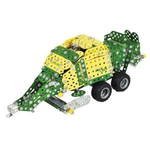 Tronico Krone Big Pack HighSpeed - T10051 | 660 onderdelen | Van metaal, bouwpakket | 335x220x450 mm