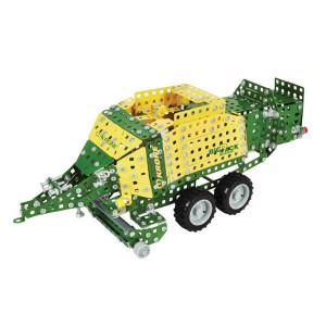 Tronico Krone Big Pack HighSpeed - T10052 | 715 onderdelen | Van metaal, bouwpakket | 425x134x134 mm