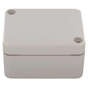 Bopla Huis ABS 50x65x35mm - T206 | IP 65 / DIN EN 60529