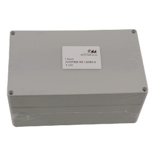 Bopla Huis ABS 120x122x105mm - T228 | IP 65 / DIN EN 60529 | 120 mm | 122 mm | 105 mm