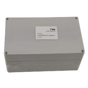 Bopla Huis ABS 120x240x100mm - T242 | IP 65 / DIN EN 60529 | 120 mm | 240 mm | 100 mm