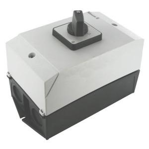 Eaton Sterdriehoekschakelaar 22kW - T5B48410I4 | 3 NO | Opbouw | IP65 IP