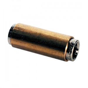 Insteekkoppeling 8mm - T770002 | Voor kunststof leidingen | 8 mm