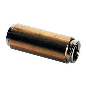 Insteekkoppeling 10mm - T770003 | Voor kunststof leidingen | 10 mm
