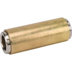 Insteekkoppeling 12mm - T770005 | Voor kunststof leidingen | 12 mm