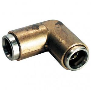 L-insteekkoppeling 6mm - T772001 | Voor kunststof leidingen | 6 mm