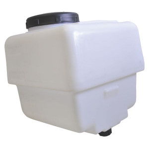 Tank polyethyleen 50l. - TA050PE | 50 l | 450 mm | 390 mm | 420 mm | 360 mm | 260 mm | 220 mm | 480 mm | 240 mm