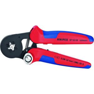 Knipex Krimptangen v. adereindhulzen - TA975304 | 180 mm | 0,08 10 + 16 mm² mm²