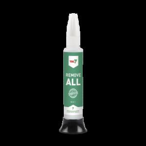 Tec7 Remove All, tube, 50 ml - 493905000 | Reiniger voor hardnekkige chemische vervuiling