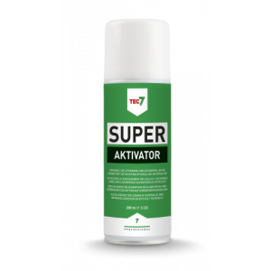 Tec7 Super Aktivator, 200 ml, spuitbus - 501105000 | Activeert super