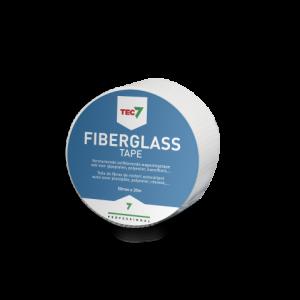 Tec7 Fiberglass Tape, rol, 24 x 20 m, 50 mm breed - 590907000 | Versterkende zelfklevende wapeningstape voor aquastop liquid & aquastop paste