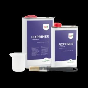 Tec7 Fixprimer, blik, 1 kg - 631203000 | De epoxyprimer voor de vakman