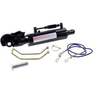 Hydr.Topstang gaffelkop+vangh. - TCVNA4090185K3 | 0,1 m/sec max. | 250 bar | 200 bar | 565 mm | 102 mm | 185 mm | 25 bodemzijde | cat. III stangzijde