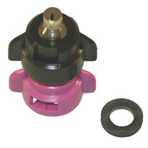 Agrotop Venturi kantdop TDOC 80° viole - TDOC80025 | 2 10 bar | Messing vernikkeld | violet | 80°