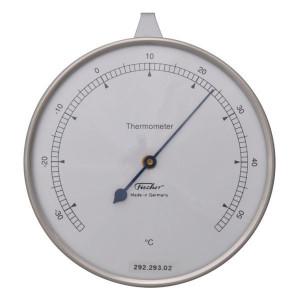 EMVO Thermomtr Ø100 -30+60C chroom - TH100306024