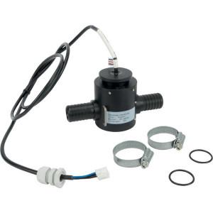 Flowmeter Teejet - TJT902981   Slangtule aansluiting   Compact   Huis Sensor   JST stekker   25 mm   16 mm   5 160 L/min