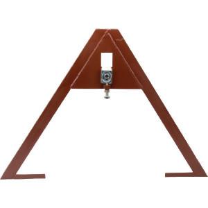 Werktuigdriehoek cat. 1,2,3 - TL150681 | warmgewalst staal UMP 80 | 600 mm | 870 mm