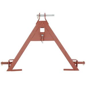 Werktuigdrieh., vast te lassen 1,2,3, - TL150691KR | 600 mm | 870 mm
