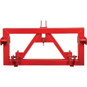 Driepuntadapter driehoek-Euro - TL150855 | EURO / KAT 2 | 1000 kg