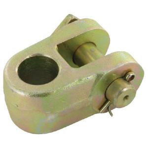 Gaffelkop 20mm 28,2mm - TL20282465KR | Gaffelkop Pen | 46,5 mm | 26 mm | 28,2 mm