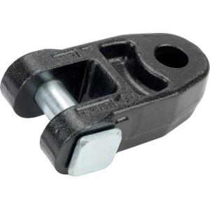 Gaffelkop 25mm 28,2mm - TL25282100KR | Gaffelkop Pen | 100 mm | 35 mm | 28,2 mm