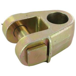 Gaffelkop 25mm 37,3mm - TL25373630KR | Gaffelkop Pen | 35 mm | 37,3 mm