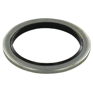 Usit ring M22 - TM122 | Geel gepassiveerd | 22,7 mm | 30 mm | M 22 x 1,5 mm | 1,5 mm | ST/NBR