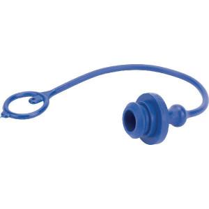 Faster Stofplug blauw voor 1/2 NV - TM12LB | olie bestendig PVC