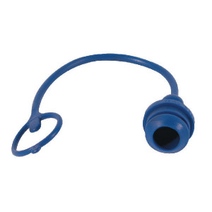"Faster Stofplug NV-F 3/4"" PVC Blauw - TM34B | 3/4"""