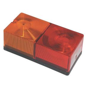 Britax Achterlicht - TOR2445   Links / rechts   Aanbouw   12 / 24 V   160 mm
