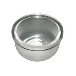 Rubbolite Lampglas wit - TOR2637 | Helder
